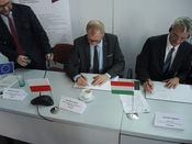 4 clusters and associations signed a memorendum